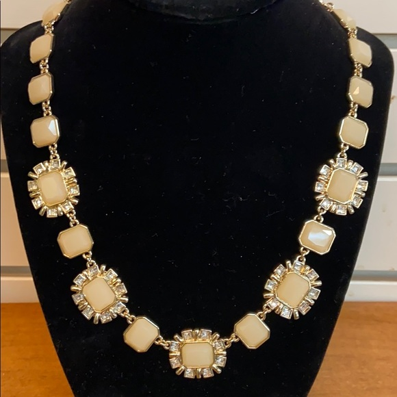 Natural Colored Statement Necklace